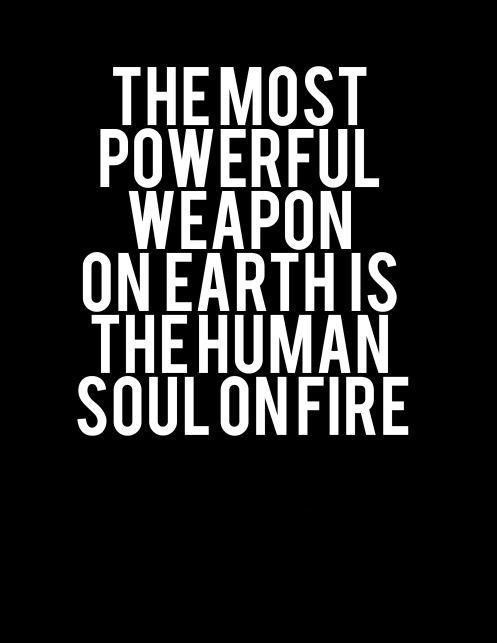 humansoulonfire